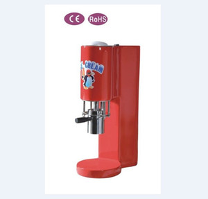 Envío gratis Helado de yogur congelado Máquina de mezcla de helados Gelato Helado Fideos Maker Helado Fideos Making Machine
