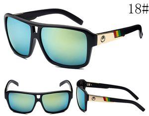 Nuovo 23Color occhiali da sole di sport degli occhiali da sole UV400 del progettista di marca occhiali da sole caldi DRAGON sport esterni di vetro di Sun K008 Serie Goggles