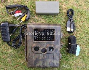 새로운 SunTek HT - 002LIM 사자 배터리 12MP HD IR 야생 동물 GPRS / MMS 사냥 트레일 카메라 무료 배송