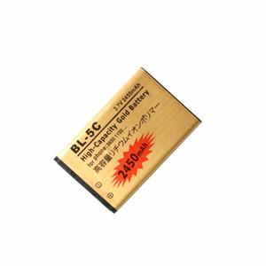 2 قطعة / الوحدة 2450 مللي أمبير BL-5C BL5C BL 5C بطارية الهاتف الخليوي لنوكيا 6600 6630 6670 6680 6681 6682 6620 6822 7600 7610 7650 e50