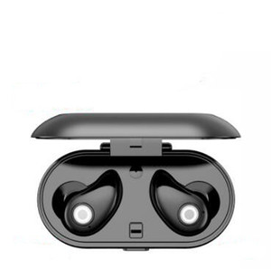 A8 wireless binaural stereo mini stealth waterproof Bluetooth headset with charging compartment