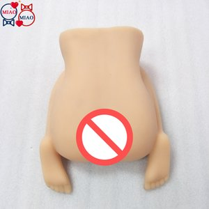 4D big ass adult sex toys Japanese full silicone realistic pussy real sex doll for men Vagina Anal masturbator sex toy for male