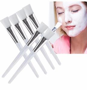 İyi Yüz Maskesi Fırça Seti Makyaj Fırçalar Gözler Yüz Cilt Bakımı maskeleri Aplikatör Kozmetik Ev DIY Yüz Göz Maskesi Kullanımı Araçları Temizle Kolu
