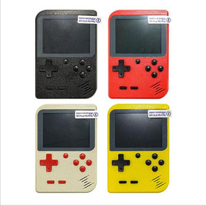 RS-6 Handheld Portable Game Console 8 Bit Colorful LCD Support TV Out Video FC Games Store 168 Games Retro Game Console 5 Colors