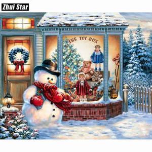 Diamant stickerei weihnachtsmann weihnachtsbaum diy diamant malerei kreuzstich bild strass voller quadratmeter diamant mosaik xsh