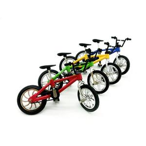 Finger велосипед на новогодний подарок Новинка Alloy Finger велосипеды Странные новые настольные игрушки C5519