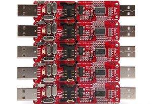 USB 2.0 Dongle для RSIM RSIM Обновление RSIM Разблокировка Sim Card / выпустить версию Programe Heicard GPPLTE X-SIM