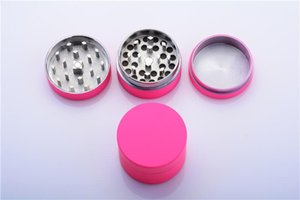 Metal Herb Grinder for Tobacco Smoking Accessories Herbal Smoking Grinders Cheap for Sale Wholesale In Stock