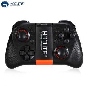 MOCUTE 050 Bluetooth 3.0 Sans fil Gamepad Portable Contrôleur de Jeu Portable Joystick pour Android Smartphone TV Box PK 053 054