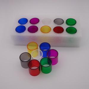 TFV12 TFV8 Big baby 3ml TFV12 Prince TFV8 X-baby 2ml 4ml penna Vape 22 Plus per TFV8 RBA Coil Sostituzione Pyrex Glass Tube DHL
