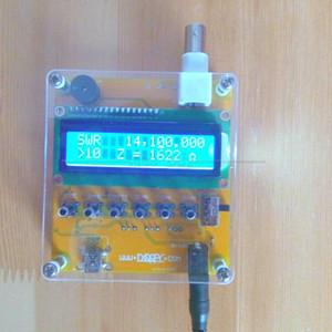 Freeshipping MR100 Kurzwellen-Antenne Analyzer Meter Tester 1-60 M für Ham Radio DC 12 V Q9 Kopf SARK100