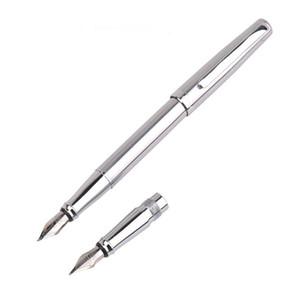 Iraurita 1.0mm nib + 0.5mm nib dolma kalem hediye kutusu ile yüksek kalite öğrenci kalem pürüzsüz yazma