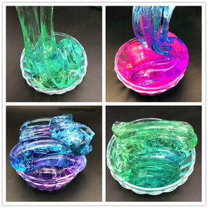 New Kids argilla giocattolo dei bambini 60ml Bella Color Mixing cloud Slime Squishy Putty profumata stress non tossico