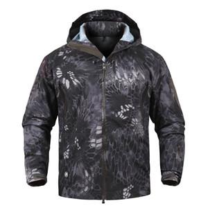Şangay Story yeni satış TOP Kalite TAD DİŞLİ SPECTRE Hardshell Ceket Açık Askeri Taktik Su geçirmez Windproof Spor ceketler 13 renk