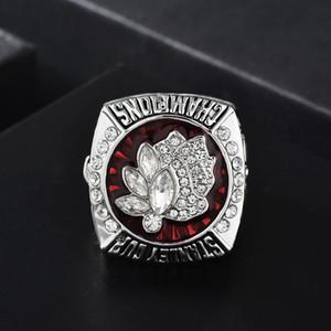 2013 hockey meisterschaft ring für herren fans kollektion schmuck (US ePacket Kostenloser versand)