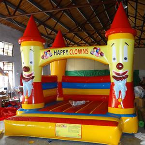 Atacado indoor boa qualidade inflável delimitadora mesa bouncer jumper casa do salto