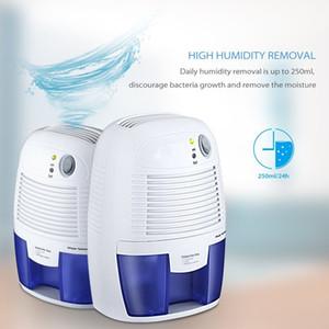 INVITOP Mini Nem Ev Taşınabilir 500 ML Nem Emici Hava Kurutucu ile Otomatik-off ve LED göstergesi Hava Nem Alıcısı