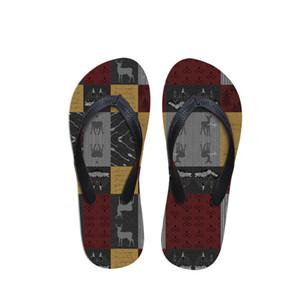 Immer Quilt - Burgandy, Gold, Schwarz - Wizard Quot Casual Flip-Flops Mode schöne Schuhe für Weihnachten Halloween Geschenk PInk