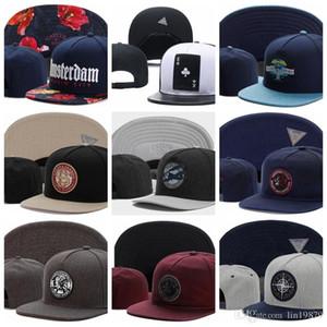 2018 stile estivo Cayler Sons moda cotone cappelli da baseball cappelli di snapback per uomo donna Visiera da uomo osso gorras all'ingrosso