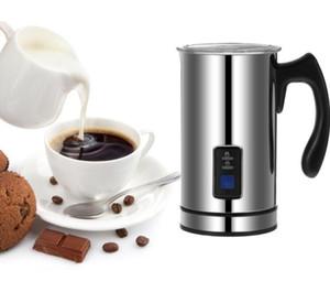 Edelstahl Elektrische Milchaufschäumer 220 V Schäumer Aufschäumen Milch Wärmer Schaum Kaffee Maschine Latte Cappuccino Bubble Maker