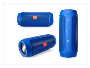 Chegada Charge2 + Plus Sem Fio Bluetooth mini speaker Melhor Subwoofer Outdoor Piquenique portátil mini HiFi speaker para Charge2 + Speaker