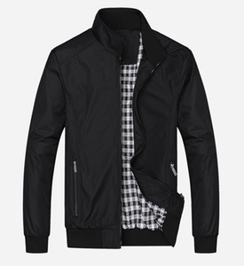 New 2017 Casual Jacket M-5XL 6XL 7XL Men Spring Autumn Outerwear Mandarin Collar Clothing  jacket Casacos de homem