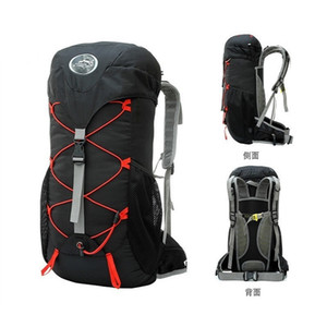 Professional impermeabile Sport Zaino Zaini morbidi Escursionismo Camping per Borsa Mountaineering Backpack Travel Climbing SBFJS