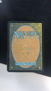 ¿Los juegos calientes de la venta a la buena calidad 100pcs / lot magia cartas de la mesa por sí mismo en Inglés Versión Magic El Encuentro
