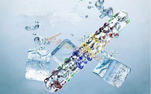 Sesso sessuale Sexy Glass Glass Toys, prodotti da donna Dildos, giocattoli hardcover cristallo, prodotti per adulti, pene, cbppv