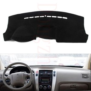 Dongzhen Fit per HYUNDAI TUCSON 2006-2013 Car Dashboard Cover Evitare Light Pad piattaforma strumento Dash Board Cover