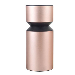 Aluminium Alloy Car Perfume Diffuser Electric USB Rechargeable Aroma Nebulizing Diffuser No Heat No Water Best Gift for Parents Home Office