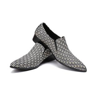 Nouveau Hommes Oxford Chaussures Business Casual Hommes Chaussures Hommes Robe Pointu Chaussures bateau Chaussures Homme