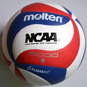 Atacado ou varejo Oficial GAME BALL Tamanho 5 PU Vôlei Macio V5M5000 Voleibol de Treinamento Frete Grátis