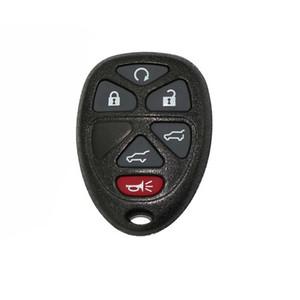 6 boutons sans clé Touche FOB à distance Coque en caoutchouc Bouton de caoutchouc arrière-tapis arrière pour voiture Buick Lacrosse Chevrolet Malibu Pontiac G5 G6