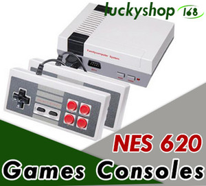 New Arrival Nes Mini TV Can Store 620 500 Portable Game Players Video Usedly For NES Games Consoles Wth Retail Box Package MQ20