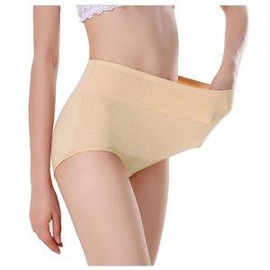 Sous-vêtements Femme Culotte Sexy Culotte En Coton Culotte Taille Haute Femme Lingeries Cueca Taille Plus String Calcinhas Tanga Underwears