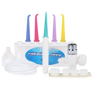 Pratique Portable Dentaire Floss Dentaire Dentaire SPA Nettoyeur D'eau Dent Flosser Nettoyage Oral Gum Soins Dentaires Jet