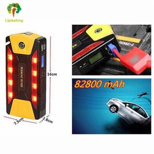 높은 용량 82800mAh 12V 자동차 점프 스타터 휴대용 600A 자동차 시작 장치 모바일 4USB 전화 노트북 전원 은행 SOS 조명 높은 전력
