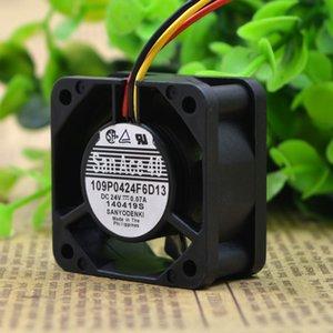 Dağ fanı için 109 P0424F6D13 24 V 0.07A4 CM4015 algılama alarmı ile CNC makinesi