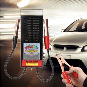 6 / 12V 100Amp batterie testeur de charge Pince crocodile Heavy Duty Truck Car Checker
