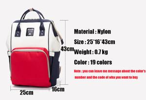 Горячая продажа нейлон водонепроницаемый рюкзак большой емкости сумка Famale Рюкзак Многофункциональный рюкзак для матери и ребенка