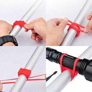 Высокий эластичный велосипед широкие повязки силиконовые повязки для велосипедов свет держатель аксессуары телефон крепления полосы пластиковые 0 45st х