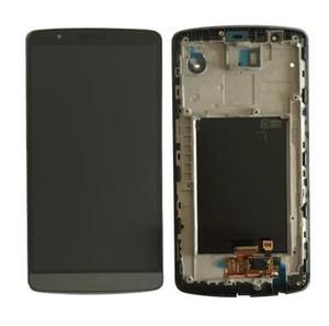 De alta qualidade para a exposição do LG G3 G4 D820 LCD com conjunto do digitador da tela de toque com quadro