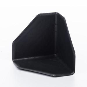 6 سنتيمتر حجم البلاستيك الصلب الزاوية حامي الكرتون آمنة الحرس حامي مربع حزمة حماة الزاوية البلاستيكية مع الحرة ups فيديكس