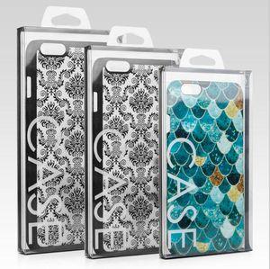 Universal PVC caixas caixa de embalagem Pacote de varejo de plástico para iphone 11 PRO X XS MAX XR 8 7 6 mais Caso telefone S10 NO inserção