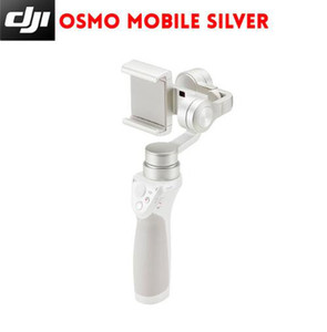 DJI Osmo Mobile (Black&Silver) 3-Axis Handheld Stabilizer Newest beyond smart best gift In stock Free shipping