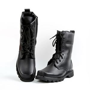 Savaş botları erkek süper hafif geçirgen ordu çizmeler erkek özel kuvvetler açık aktif patlamaya dayanıklı işçi koruma güvenlik ayakkabıları