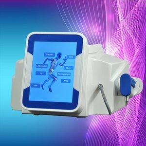 Sistema de Terapia de Dolor Físico Efectivo Acoustic Shockwave Shockwave Shockwave Therapy Máquina para el alivio del dolor Reliever