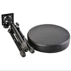 Profesyonel Yastıklı Davul Taht Koltuk Tabure Davul Ayarlanabilir Sandalye