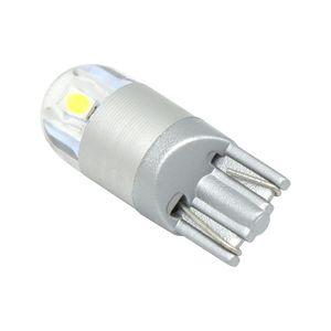 10 adet T10 3030 2SMD LED W5W Araba Ampuller Enstrüman Işıkları 168 194 Dönüş Sinyali Gümrükleme Işıkları Plaka Işık Gövde Lambası